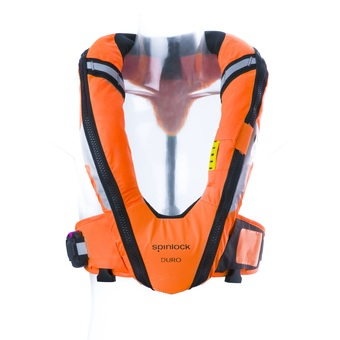 Deckvest DURO - Florescent Orange (1)