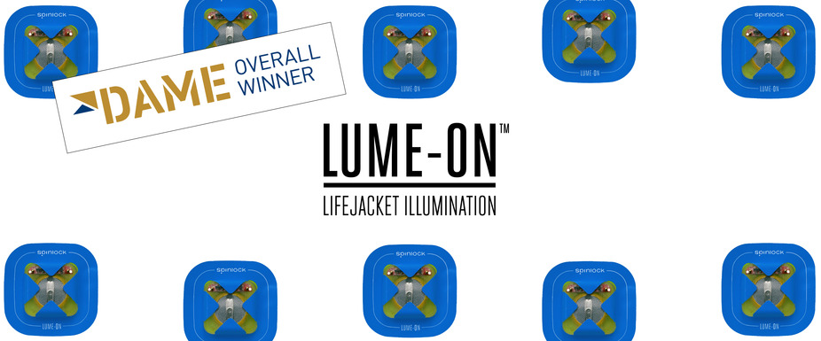 New 2015 website slide lume on 1 dame winner