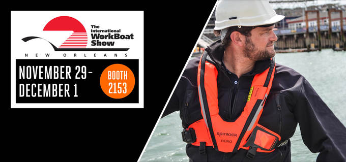 Website news banner work boat show